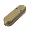 In Line Table Lamp Rotary Dimmer Gold [37095 PLU31147]