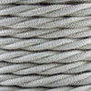 Dove Cotton Twisted Fabric Cable 3 Core 4200457 | Lampspares.co.uk
