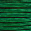 Dark Green Round Fabric Cable 3 Core 4200446 | Lampspares.co.uk