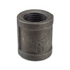 20.9mm BSPT Coupler Section Malleable Iron Black 4338115