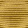 Gold Glitter Round 3 Core Fabric Cable 4545800 | Lampspares.co.uk