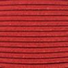 Red Glitter Round 3 Core Fabric Cable 4545798 | Lampspares.co.uk