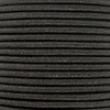 Black Glitter Round 3 Core Fabric Cable 4545797 | Lampspares.co.uk