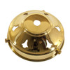 "Brass 3 1/4"" Gallery with 10mm Hole 4707063"