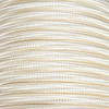 Ivory Round Braided Cable 3 Core PLU70299 | Lampspares.co.uk