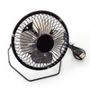 "4"" USB Fan Metal Black Finish 4887426"