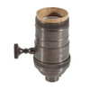 """E26 Old English Threaded Switched Lampholder With 1/8"""" IP Thread 5005076"""