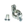GU10 Lampholder Base Metal With 10mm Thread And Screws 5139682