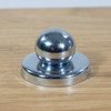 Chrome Finial Ball With 10mm Thread 5259271