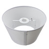 Drum Shade 25cm Tapered Porcelain