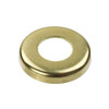 """Brass Nut Cover for 1/2"""" Backplates 4118"""