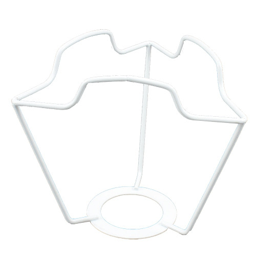 """9"""" Shade Carrier For E27   ES   Edison Screw Lampholders 3981772"""
