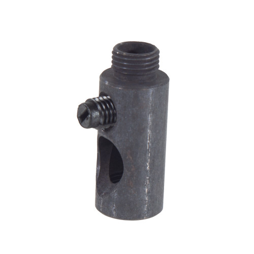 Bronze Side Entry Cord Grip for Side Wiring of a Lampholder 4551519 | Lampspares.co.uk