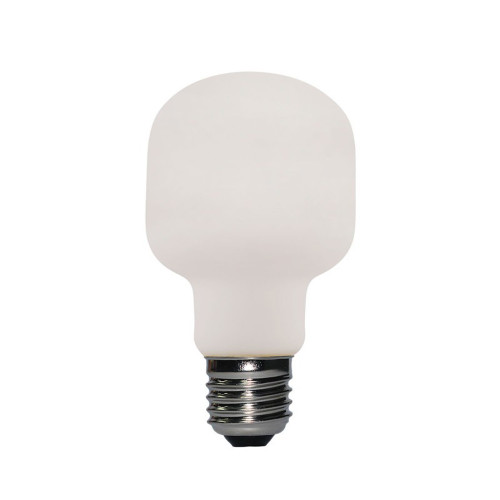 ES | E27 6w Interior Line White Frosted Milo LED Lamp 4927758 | Lampspares.co.uk