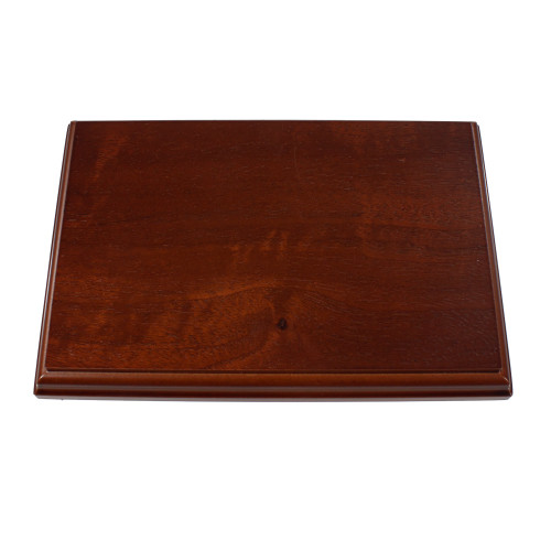 Mahogany Effect Lamp Base 100 x 150mm 5551369 | Lampspares.co.uk