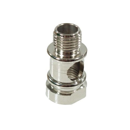 Side Entry Coupler 10mm Nickel 5196264 | Lampspares.co.uk