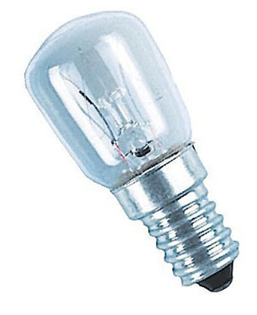 SES 25w Clear Pygmy Lamp Bell [02650 PLU16852] | Lampspares.co.uk