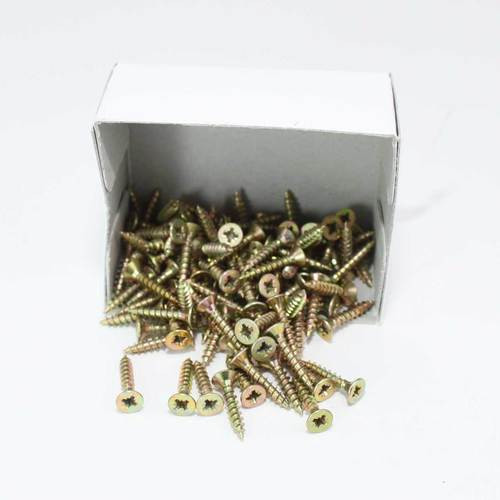 Wood screws for Backplates box of 200 Pozi [PLU22034] | Lampspares.co.uk