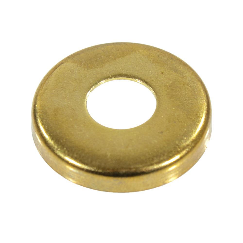 Brass nut cover