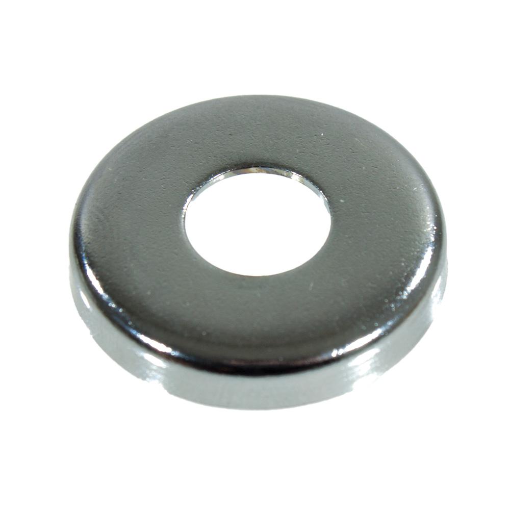 Chrome nut cover
