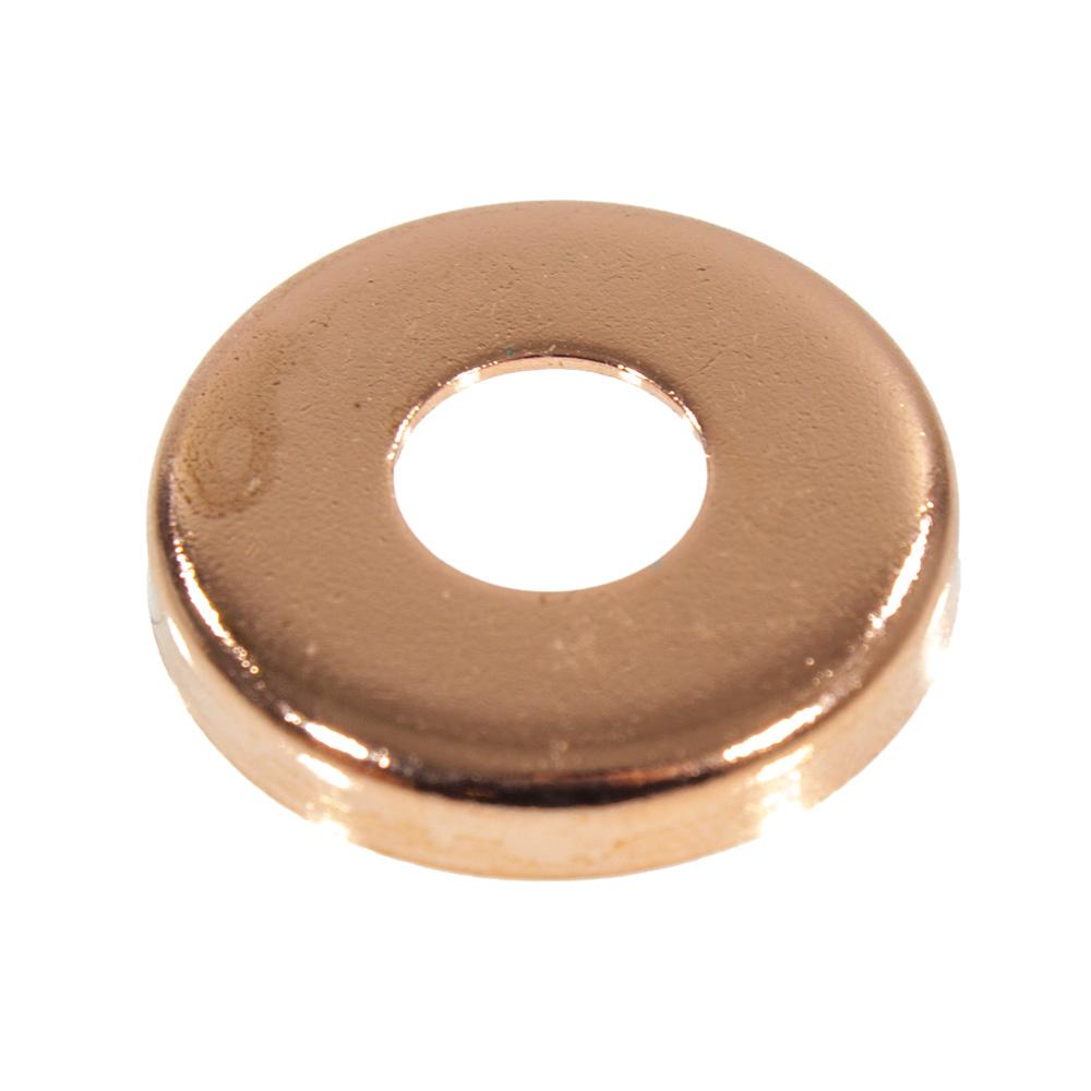 Copper nut cover