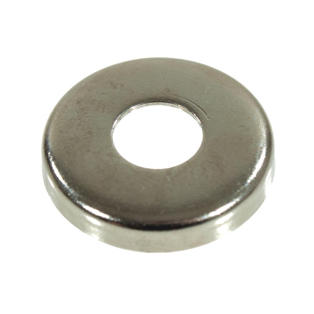 Nickel nut cover