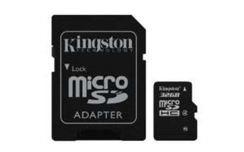 32GB MicroSDHC Memory Card will provide 6 hours of continuos recording.