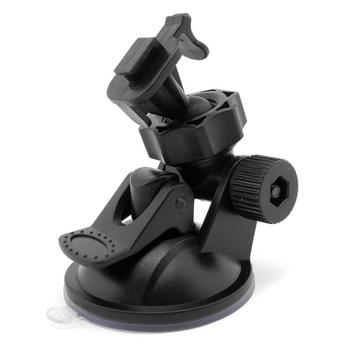 Dash Camera Suction Cup Mount with Arm Lock Mechanism
