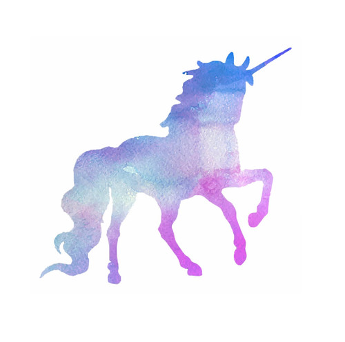 Unicorn Removable Wall Decal