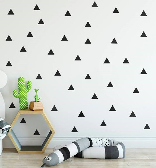 Triangle Removable Wall Decal