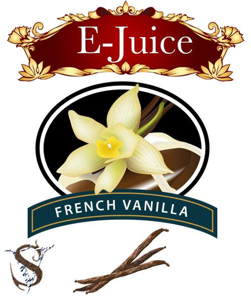 French Vanilla Deluxe Ejuice