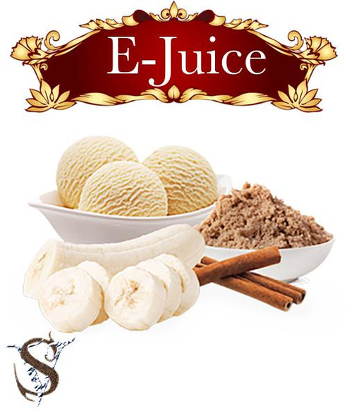 Bananas Foster Ejuice