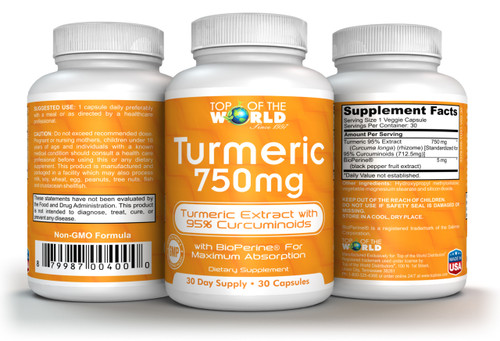 Turmeric Joint Complex
