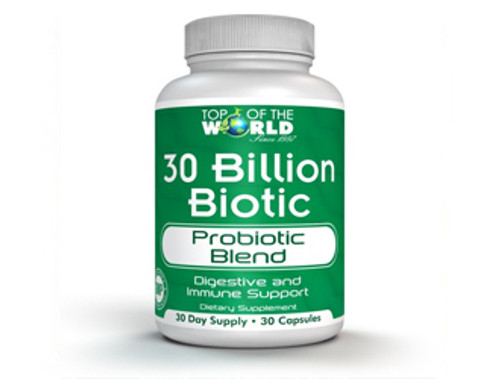 30 Billion Probiotic