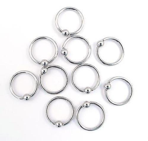 BCR Piercing Jewellery