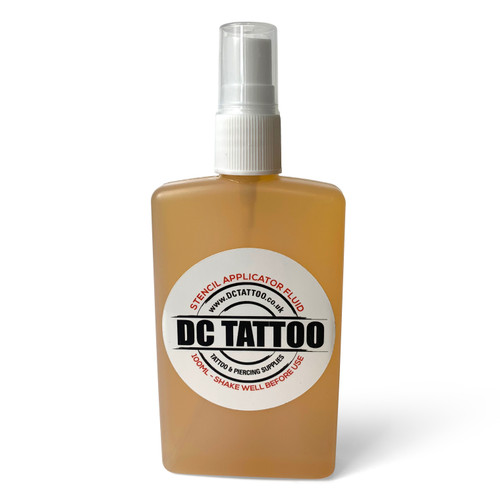 DC TATTOO Stencil Transfer Applicator Fluid  MIST SPRAY
