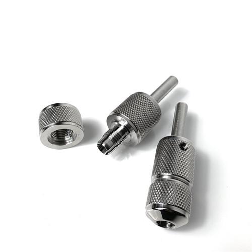 Quick Lock Stainless Steel Twist Grip
