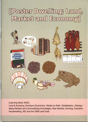 [Poster Dwelling; Land, Market and Economy] [Learning Book #003]