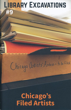 Library Excavations #9: Chicago's Filed Artists