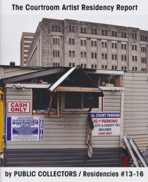 The Courtroom Artist Residency Report: Residencies #13-16