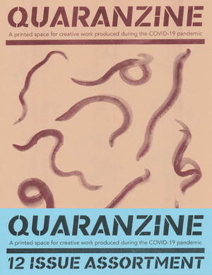 QUARANZINE - Assortment of 12 issues