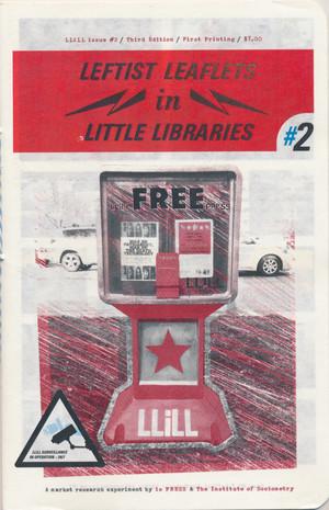 Leftist Leaflets in Little Free Libraries #2