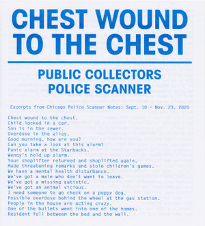 Chest Wound To The Chest
