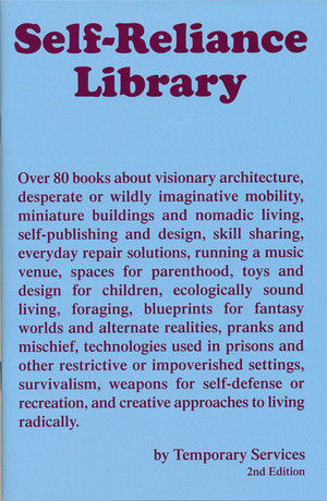 Self-Reliance Library: 2nd edition