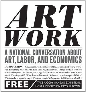 Art Work: A National Conversation About Art, Labor, & Economics [PDF]