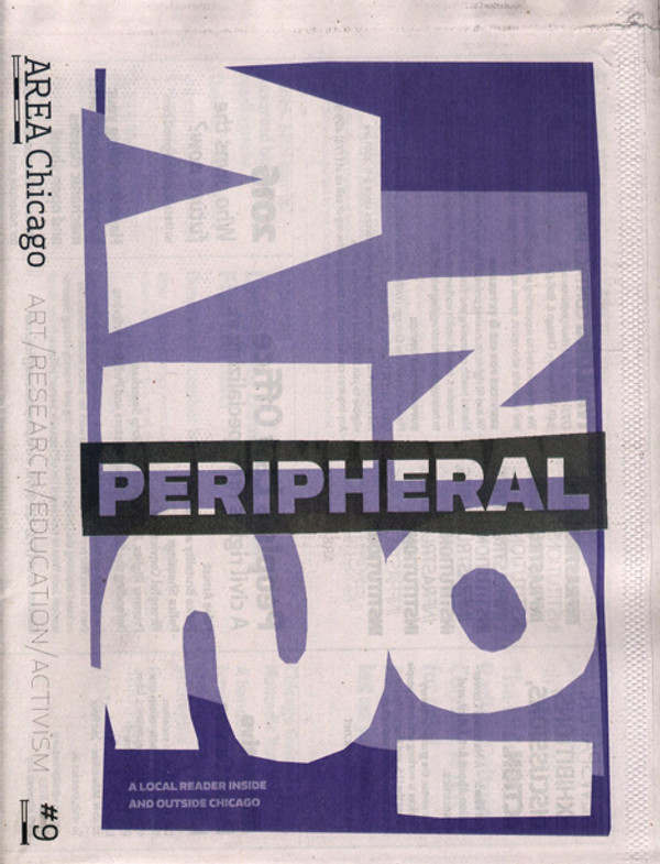 AREA Chicago #9: Peripheral Vision