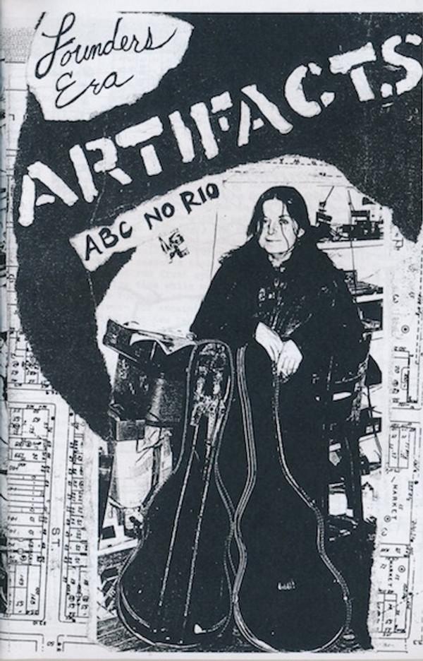 ABC No Rio: Founders Era Artifacts