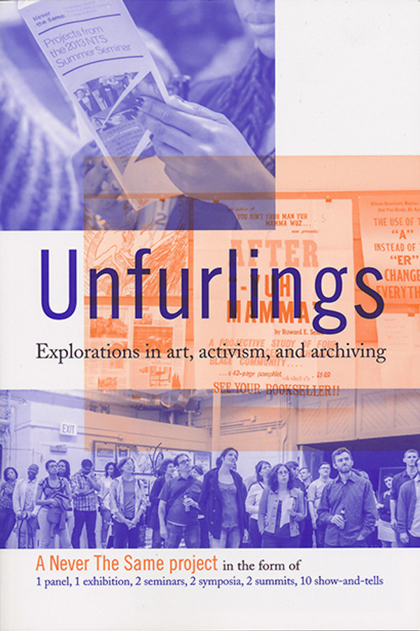 Unfurlings - Explorations in art, activism, and archiving