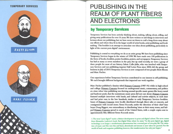 Publishing in the Realm of Plant Fibers and Electrons [epub]