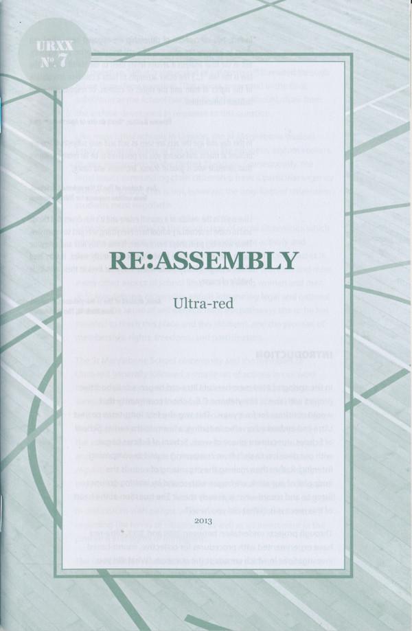 Ultra-Red Workbook 07: Re:Assembly [PDF-5]